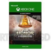 Pozostałe gry, For Honor - 65000 Steel Credits [kod aktywacyjny]