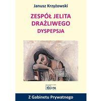 Książki medyczne, Zespół jelita drażliwego. Depresja (opr. miękka)