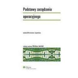 Podstawy zarządzania operacyjnego - Zdzisław Jasiński (opr. broszurowa)
