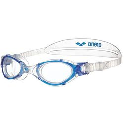 Arena NIMESIS CRYSTAL MEDIUM Okulary pływackie clear blue/clear