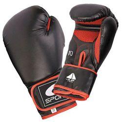 Rękawice bokserskie Spokey Hayen czarne