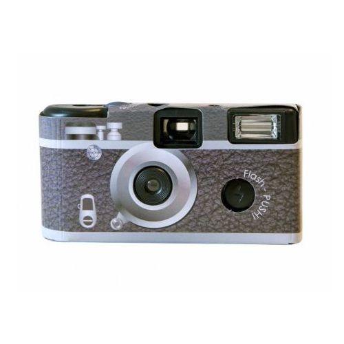 Aparaty analogowe, Focus Retro aparat z lampą i filmem kolorowym 24 zdjęcia