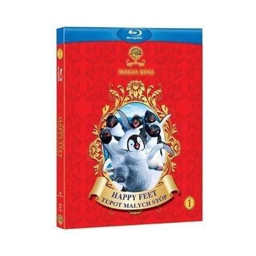 Bajki, Happy Feet, tupot małych stóp (Blu-Ray) - George Miller DARMOWA DOSTAWA KIOSK RUCHU