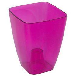 Osłonka plastikowa 13 x 13 cm różowa STORCZYK FORM-PLASTIC