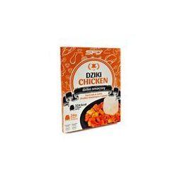 SFD NUTRITION Dziki Chicken - Kurczak w sosie słodko-kwaśnym z ryżem 300g