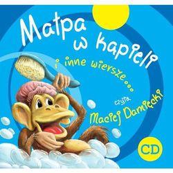 Małpa w kąpieli i inne wiersze CD