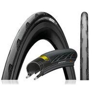 Opony i dętki do roweru, Opona Continental Grand Prix 5000 Tubeless 700x28C (622-28) Vectran, BlackChili, Lazer Grip