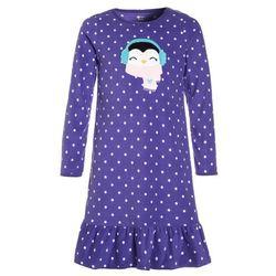 Carter's GIRL GOWN PENGUINE Koszula nocna purple