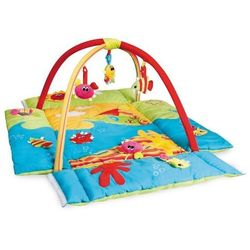 Mata edukacyjna CANPOL BABIES 3 w 1 Kolorowy Ocean 68/030 + DARMOWY TRANSPORT!