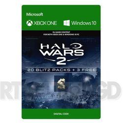 Halo Wars 2 - 23 Pakietów Najazdu [kod aktywacyjny]