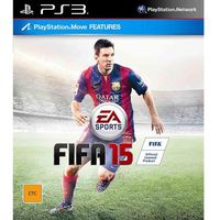 Gry na PlayStation 3, Fifa 15 (PS3)