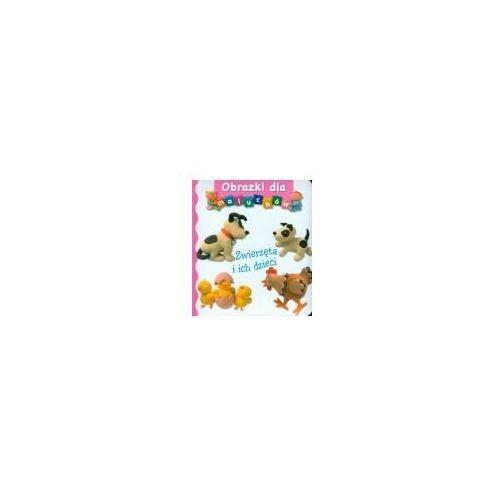 Książki dla dzieci, Obrazki dla maluchów - zwierzęta i ich dzieci (opr. twarda)