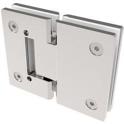 Zawias do drzwi szklanych +/- 90 stopn flex