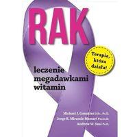 Książki medyczne, Rak - leczenie megadawkami witamin (opr. broszurowa)