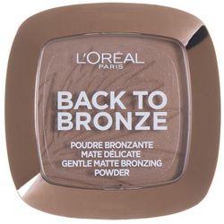 L'Oréal Matowy bronzer Powrót do Bronze 9 g