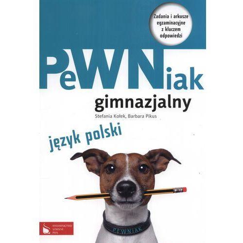 Literatura młodzieżowa, PeWNiak gimnazjalny Język polski - Kołek Stefania, Pikus Barbara (opr. miękka)