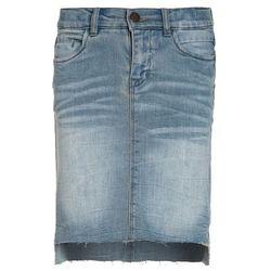 limited by name it NITAFANA SLIM SKIRT Spódnica jeansowa light blue denim