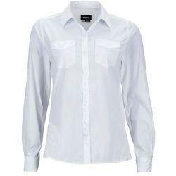 Koszula MARMOT ANNIKA LS WOMEN - white