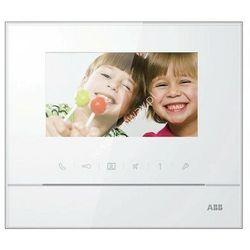 """ABB Monitor kolorowy 4,3"""" bezsłuchawkowy (M22311-W) - Rabaty za ilości. Szybka wysyłka. Profesjonalna pomoc techniczna."""