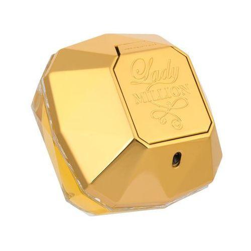 Testery zapachów dla kobiet, Paco Rabanne Lady Million, woda perfumowana, 80ml, Tester (W)
