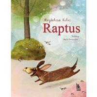 Książki dla dzieci, Raptus (opr. twarda)