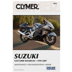 Clymer Manuals Suzuki GSX1300R Hayabusa 1999-2007 M265