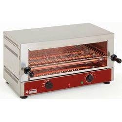 Salamander-opiekacz elektryczny | 1 poziom | kwarc | 2700W | 640x380x(H)330mm
