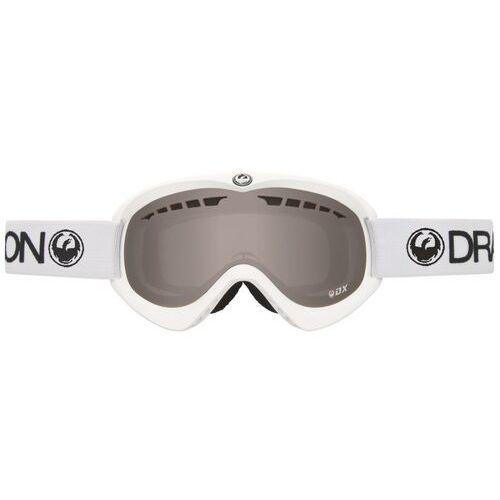 Kaski i gogle, gogle snowboardowe DRAGON - Dx Powder Ionized Powder (POWDER)