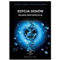Edycja genów Władza nad ewolucją. Darmowy odbiór w niemal 100 księgarniach!