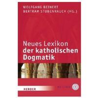 Pozostałe książki, Neues Lexikon der katholischen Dogmatik, m. CD-ROM Beinert, Wolfgang