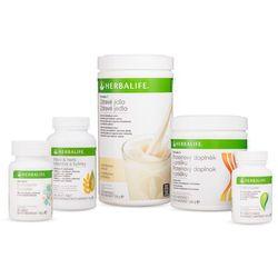 Herbalife Klasyczne odżywianie komórkowe, 4 składnik z kotajlem f1 550g i protein 240g