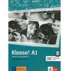 Klasse! A1 Deutsch fur Jugendliche - Fleer Sarah, Koithan Ute, Schwieger Bettina (opr. miękka)