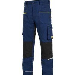Spodnie do pasa CXS STRETCH w kolorze granatowo-czarnym
