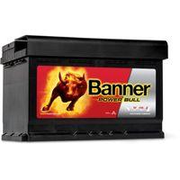 Akumulatory samochodowe, Akumulator Banner Power Bull 74Ah 680A P+ P7405