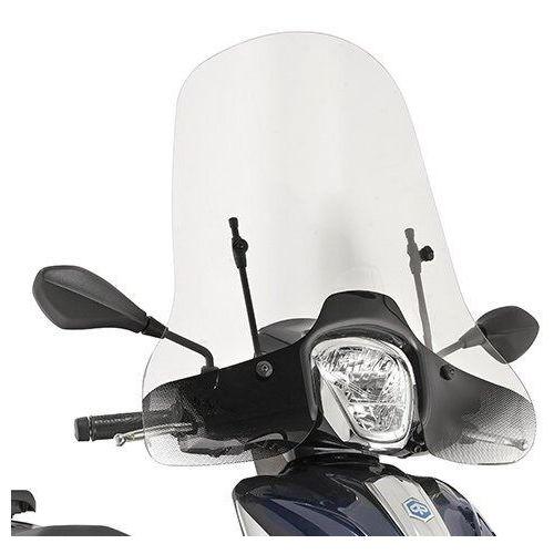 Pozostałe akcesoria do motocykli, Kappa 5612ak szyba piaggio 46,5x67cm przezroczysta