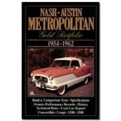 Nash Austin Metropolitan Gold Portfolio 1954-1962