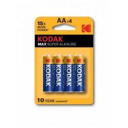 Bateria KODAK Max LR6/AA (4 szt.)