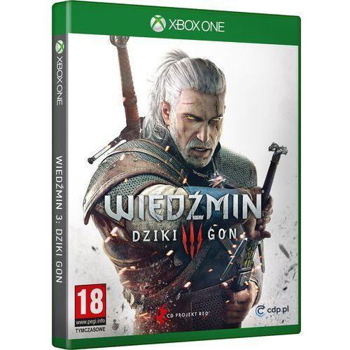 Gry na Xbox One, Wiedźmin 3 Dziki Gon (Xbox One)