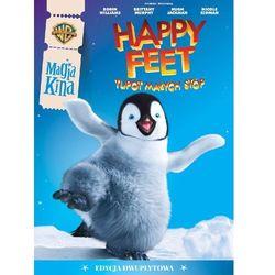 Happy Feet. Tupot małych stóp (DVD) - George Miller OD 24,99zł DARMOWA DOSTAWA KIOSK RUCHU