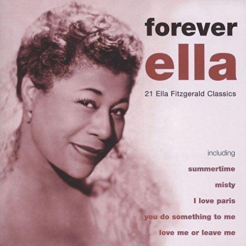 Pozostała muzyka rozrywkowa, FOREVER - Ella Fitzgerald (Płyta CD)
