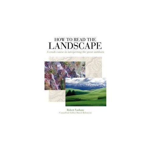 Książki do nauki języka, How to Read the Landscape (opr. miękka)
