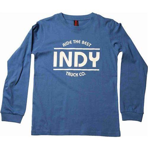 Odzież sportowa dla dzieci, koszulka INDEPENDENT - Indy Ls Blue Blue (BLUE)