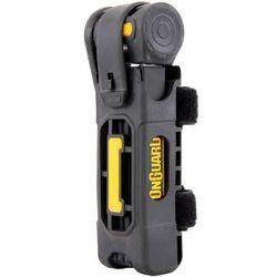 Zapięcie ONGUARD K9 Heavy Duty Link Plate Lock składane 8113 - 79cm - 5 kluczy z kodem
