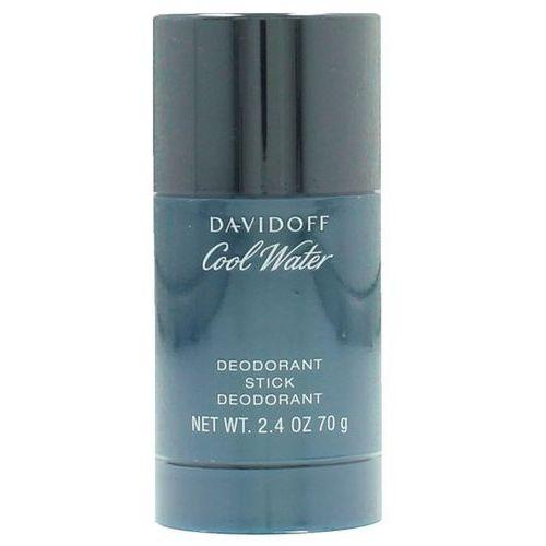 Dezodoranty męskie, Davidoff Cool Water Man 70 g (bez alkoholu) bez alkoholu dezodorant w sztyfcie