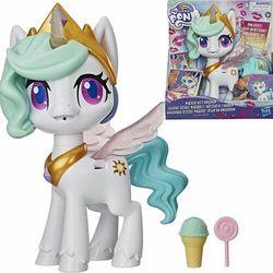 Figurka My Little Pony Jednorożec Magiczny pocałunek (E9107). od 3 lat