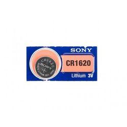 Sony CR1620, Litowa, 3V (CR1620BEA) Darmowy odbiór w 20 miastach!