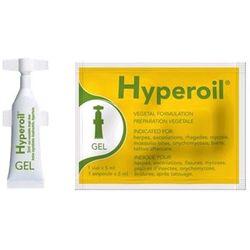 Żel HyperOil do wszystkich rodzajów ran, owrzodzeń, odleżyn - ampułka 5 ml