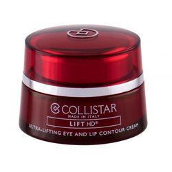 Collistar Lift HD Ultra-Lifting Eye and Lip Contour krem pod oczy 15 ml dla kobiet