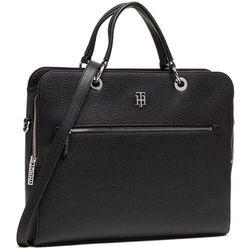 Torba na laptopa TOMMY HILFIGER - Th Essence Computer Bag AW0AW08852 0GJ
