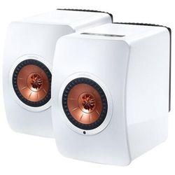 KEF LS50 wireless biały